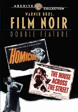 Warner Bros. Film Noir Double Feature - Homicide