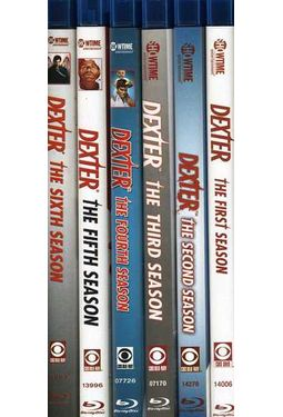 Dexter - Seasons 1-6 (Blu-ray)