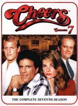 Cheers - Season 7 (4-DVD)