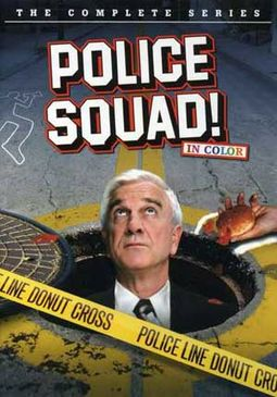Police Squad! - Complete Series