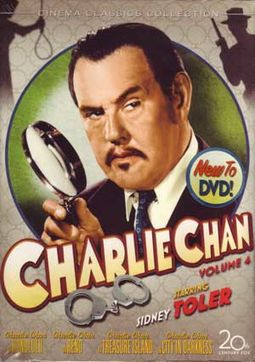 Volume 4 (Charlie Chan in Honolulu / Charlie Chan