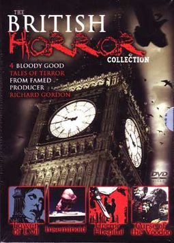 British Horror Collection (Tower of Evil /