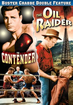 "The Contender / The Oil Raider - 11"" x 17"" Poster"