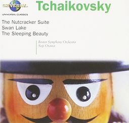 Tchaikovsky: The Nutcracker / Swan Lake