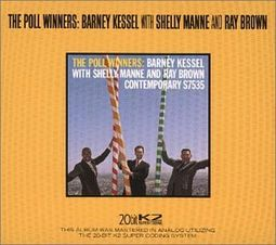 Poll Winners (with Shelly Manne and Ray Brown)