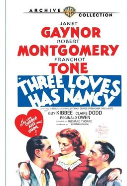 Three Loves Has Nancy (Full Screen)