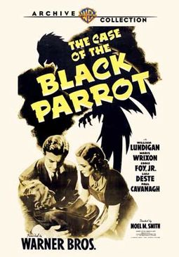 The Case of the Black Parrot (Full Screen)