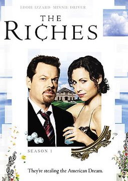 The Riches - Season 1 (4-DVD)