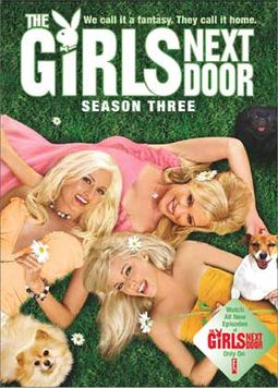 Girls Next Door - Season 3 (3-DVD)