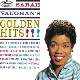 Sarah Vaughan's Golden Hits!!! [Mercury /