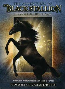 The Adventures of Black Stallion - Season 3
