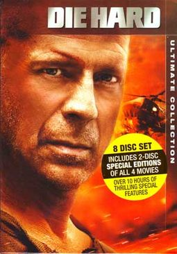 Die Hard: The Ultimate Collection (8-DVD)