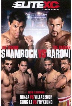 EliteXC - Shamrock vs. Baroni (2-DVD)