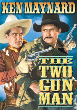 "Two Gun Man - 11"" x 17"" Poster"