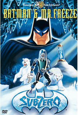 Batman & Mr. Freeze - Subzero
