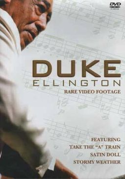 Duke Ellington - Rare Video Footage