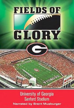 Football - Fields of Glory - Sanford Stadium,