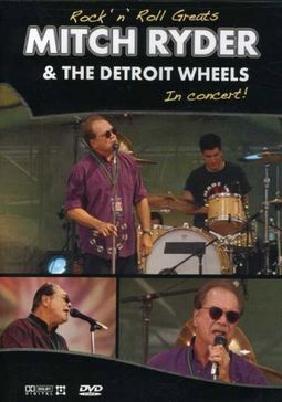 Rock 'n' Roll Greats: Mitch Ryder & The Detroit