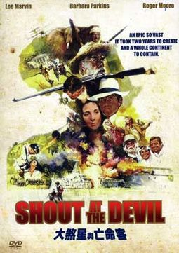 Shout at the Devil [Import]