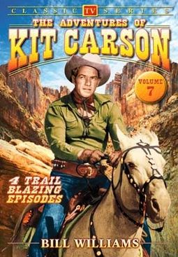"Adventures of Kit Carson, Volume 7 - 11"" x 17"""