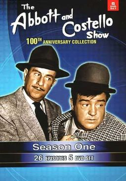 The Abbott & Costello Show - Season 1 (100th