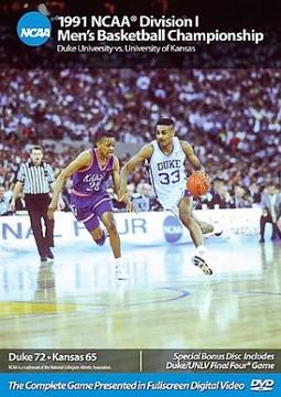 1991 NCAA Championship: Duke vs. Kansas