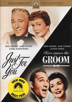 Just For You (1952) / Here Comes The Groom (1951)