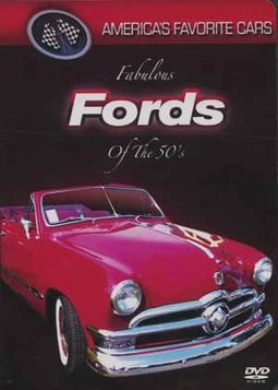Cars - America's Favorite Cars: Fabulous Fords of