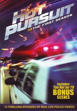 Hot Pursuit - The 1st Season (3-DVD)