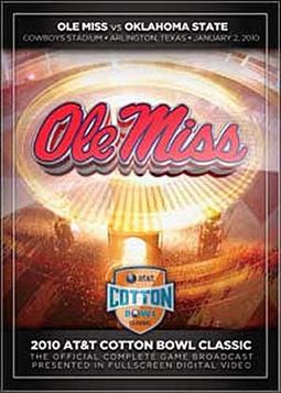 Football - 2010 Cotton Bowl