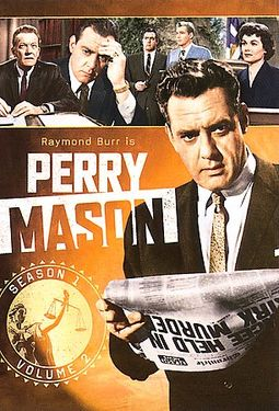 Perry Mason - Season 1 - Volume 2 (5-DVD)