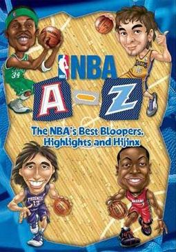 NBA: A-Z - The NBA's Best Bloopers, Highlights