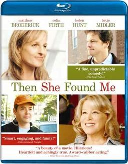 Then She Found Me (Blu-ray)
