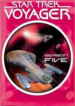 Voyager - Complete 5th Season (7-DVD)