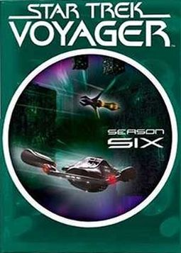 Voyager - Complete 6th Season (7-DVD)