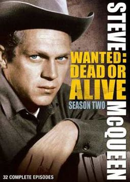 Wanted: Dead or Alive - Season 2 (4-DVD)