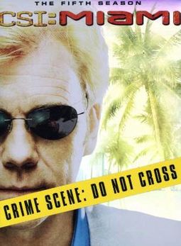 CSI: Miami - Complete 5th Season (6-DVD)
