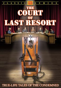 "Court of Last Resort - 11"" x 17"" Poster"