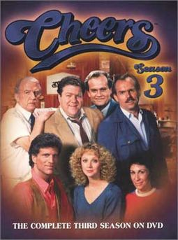 Cheers - Season 3 (4-DVD)