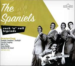 Charly Rock 'n' Roll Legends: The Spaniels