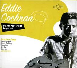 Charly Rock 'n' Roll Legends: Eddie Cochran