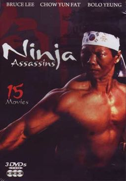 Ninja Assassins (3-DVD)