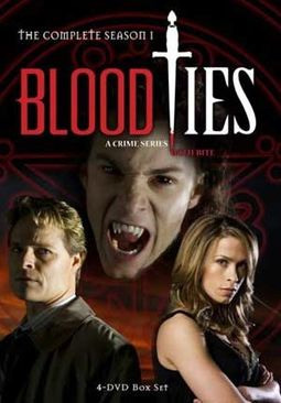 Blood Ties - Season 1 (4-DVD)