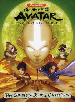 Avatar: The Last Airbender - Complete Book 2