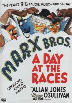 The Marx Brothers: Day at the Races