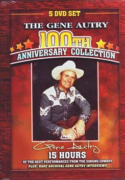 The Gene Autry 100th Anniversary Collection