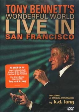 Tony Bennett - Wonderful World: Live in San