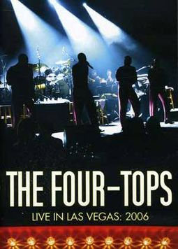 The Four Tops - Live in Las Vegas 2006