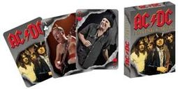 AC/DC - Playing Cards