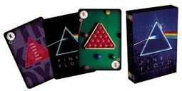 Dark Side of the Moon: Playing Cards